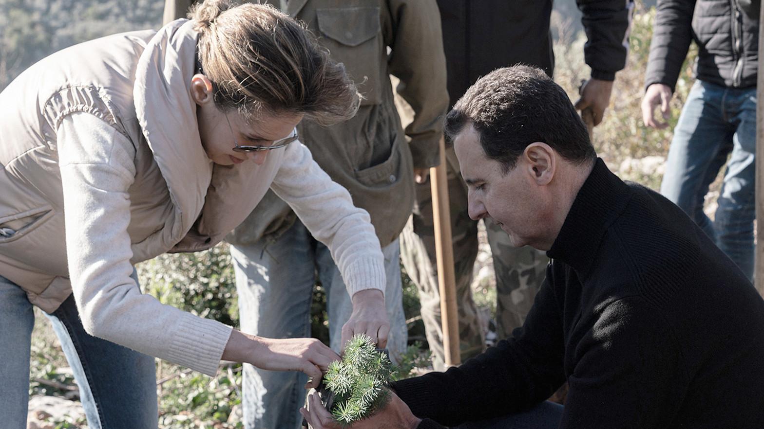 Londres investiga a la primera dama de Siria por presunta incitación al terrorismo