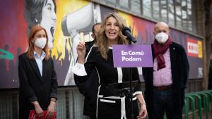Pablo Iglesias cede una vicepresidencia 'envenenada' a Yolanda Díaz al mantener el control de Podemos