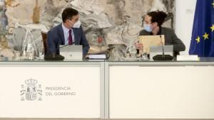 Pedro Sánchez prepara una gran crisis de Gobierno para contentar a Europa