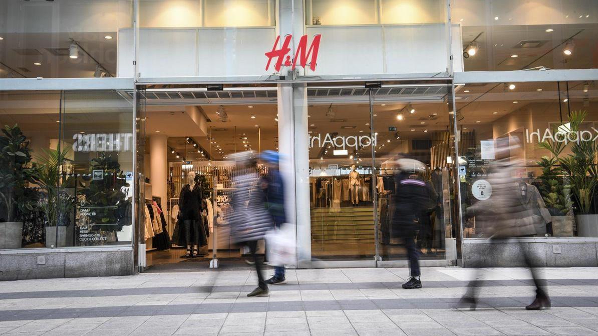 H&M pierde 104 millones en su primer trimestre fiscal y no propondrá dividendo