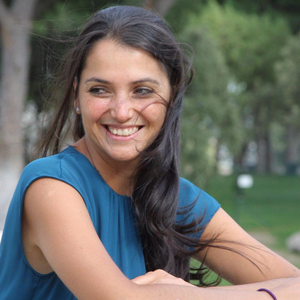 La novia de Javier Ortega Smith, Paulina Sánchez del Río Nájera