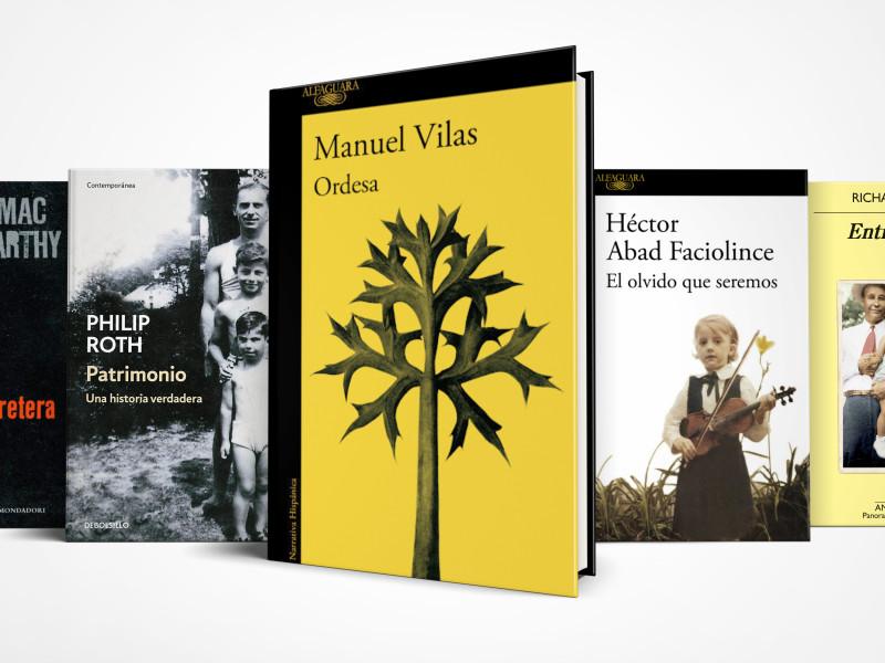 Diez libros sobre el padre