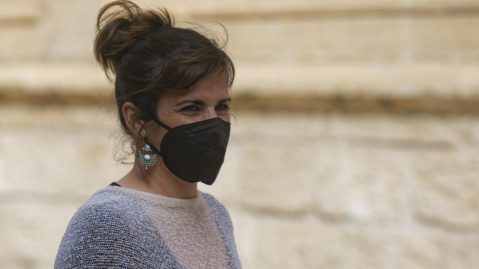 El Constitucional admite el recurso de Teresa Rodríguez  contra el Parlamento Andaluz por su expulsión de Adelante Andalucía