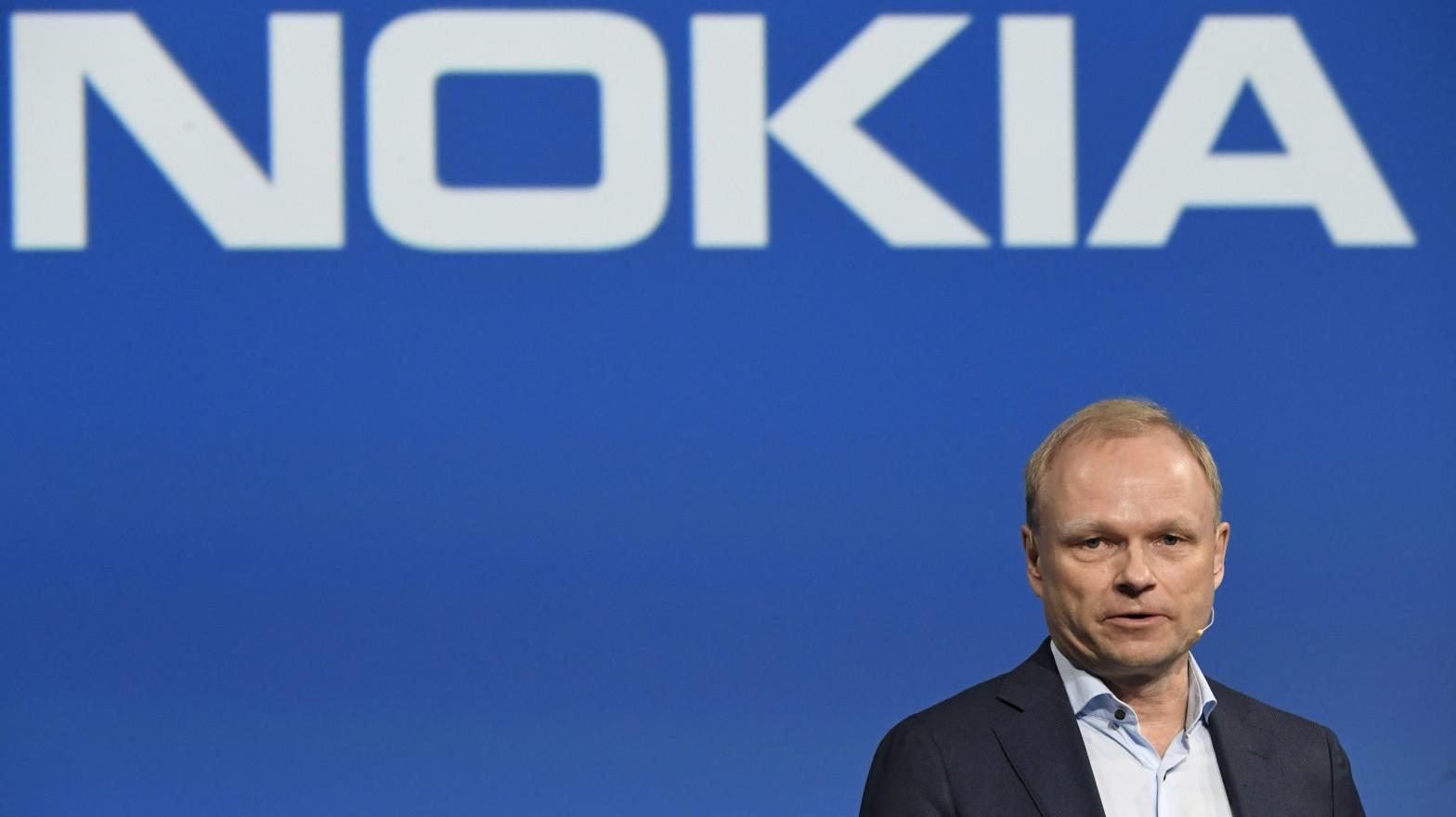 Consejero delegado de Nokia