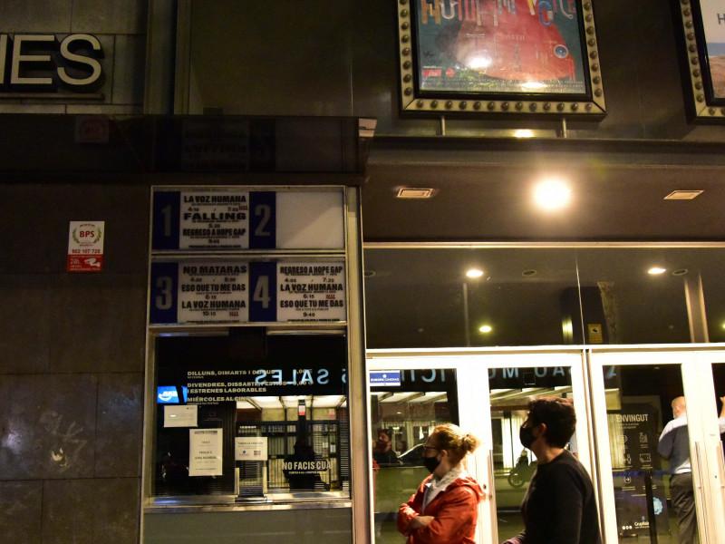 El 75% de los ciudadanos volverá al cine tras la covid