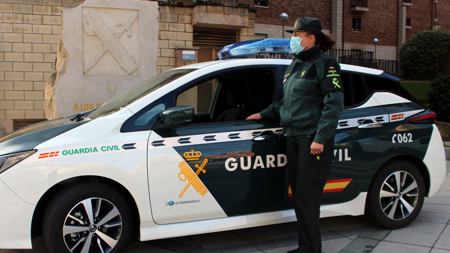 Hallan muerta con un golpe en la cabeza a una mujer de 80 años en Cerceda (La Coruña)