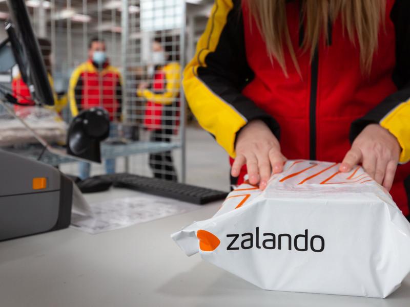 La tienda de moda online Zalando gana un 127% más en 2020