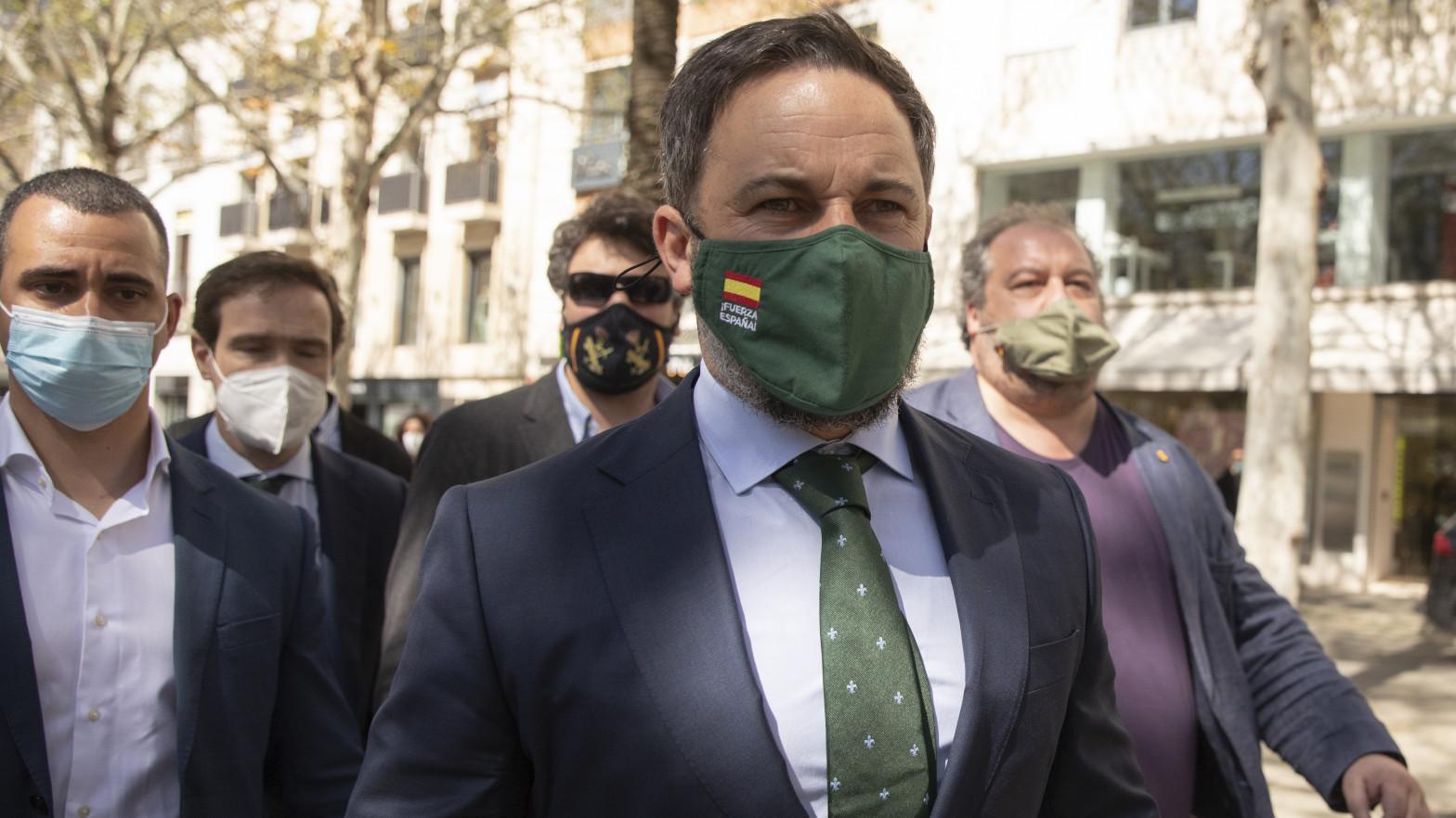 Vox se querellará contra Marlaska por el despliegue policial en su acto de Sevilla