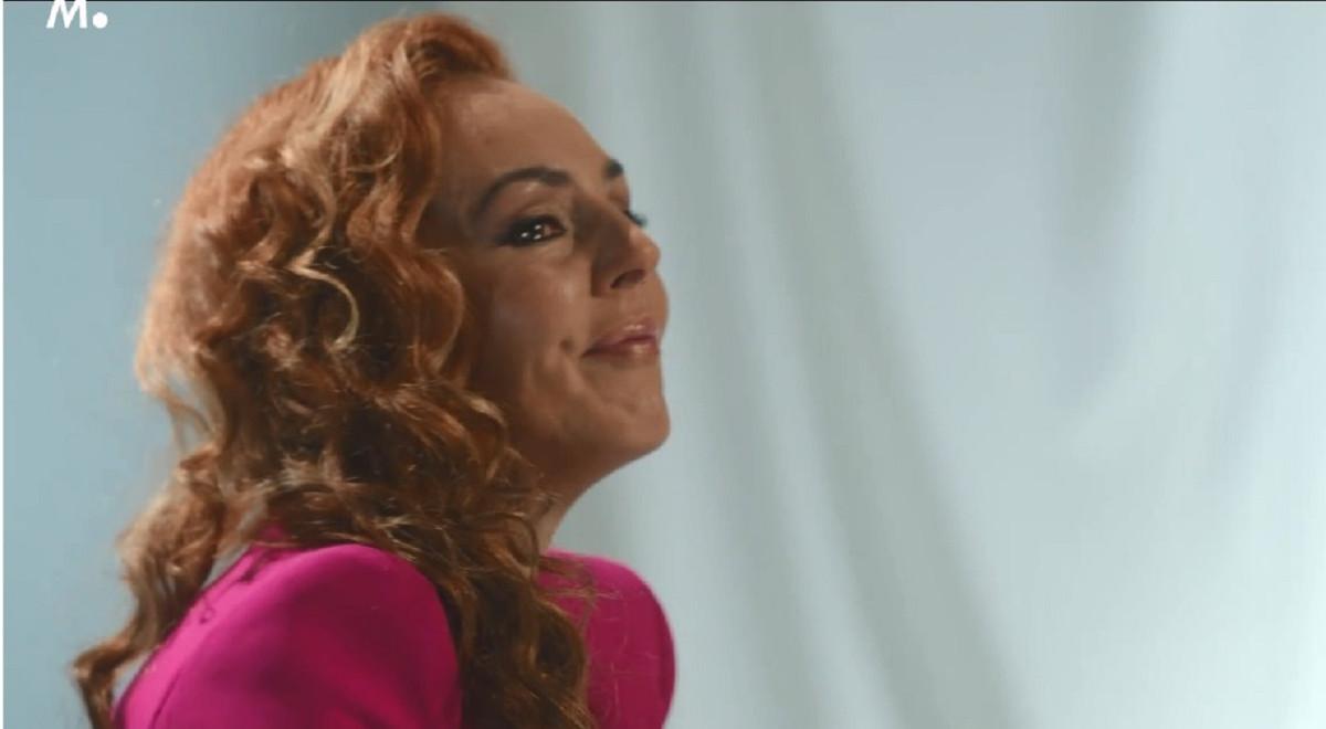 Rocío Carrasco llora en el tráiler de su documental