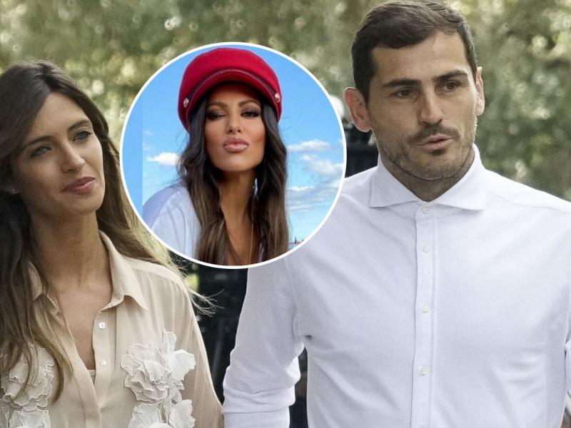 Sara Denez, la nueva amiga de Iker Casillas