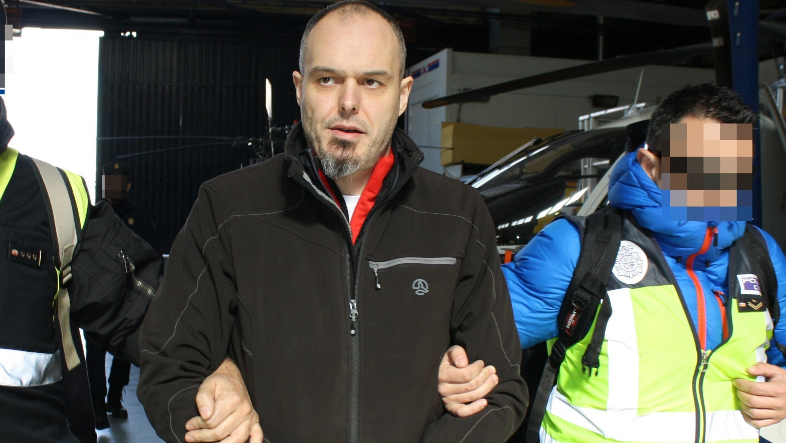 El ex jefe de ETA 'Ata' se niega a declarar en la Audiencia Nacional por el atentado de Leitza de 2002