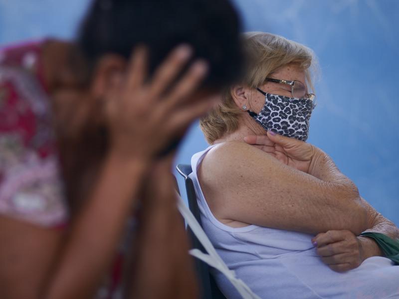 Brasil registra 2.800 muertes por coronavirus en la última jornada, una nueva cifra récord
