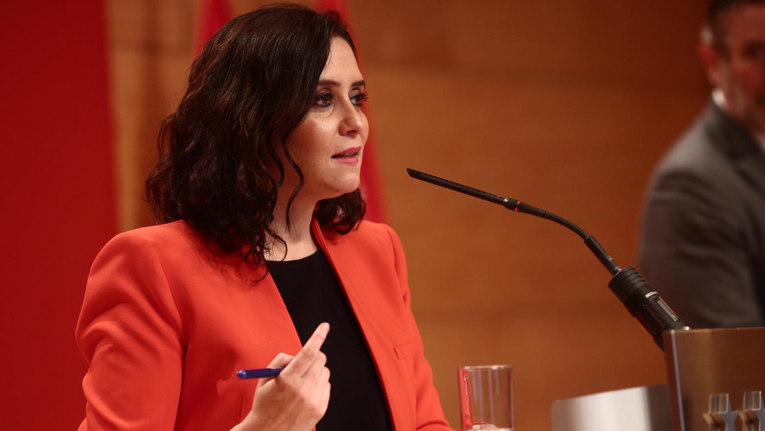 El PP duplicaría el porcentaje de votos y podría gobernar en Madrid con Vox, según una encuesta