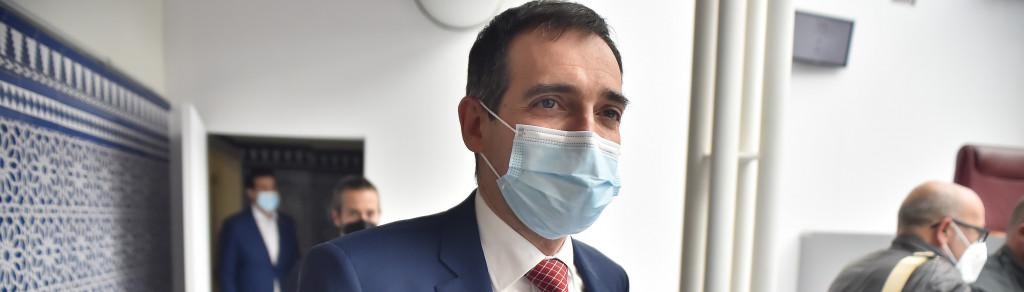 Juan José Liarte, el líder díscolo de Vox que tumbó la moción de censura en Murcia
