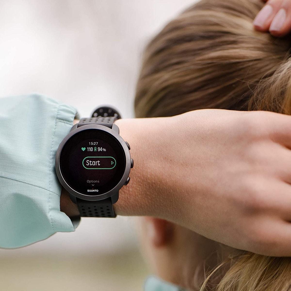 Suunto mide tu rendimiento en el deporte gracias a sus relojes inteligentes