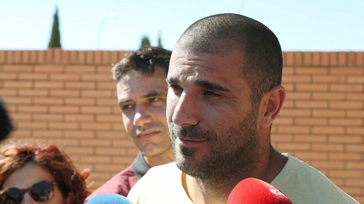 El exfutbolista Carlos Aranda, detenido en una operación contra el cultivo de marihuana