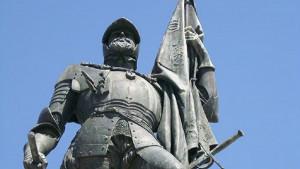 La otra guerra de Hernán Cortés: un edil socialista contra la politización de la historia