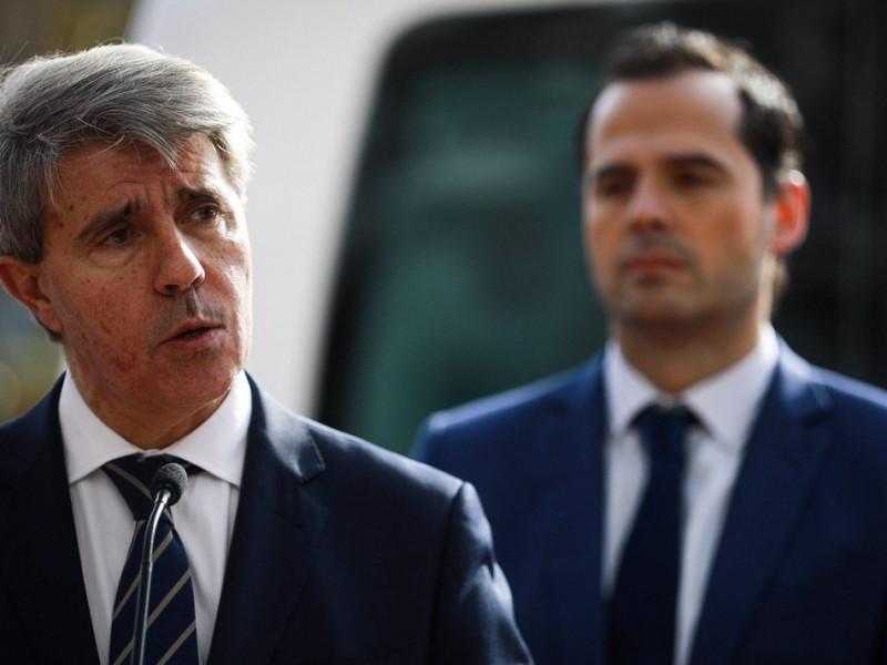 Ángel Garrido abandona Ciudadanos y anuncia que deja la política