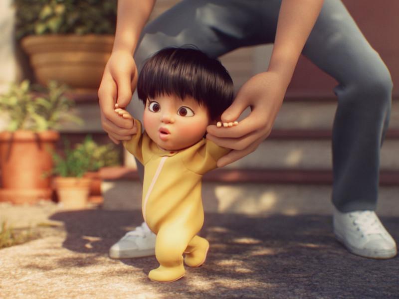 El cortometraje de Pixar que hace llorar