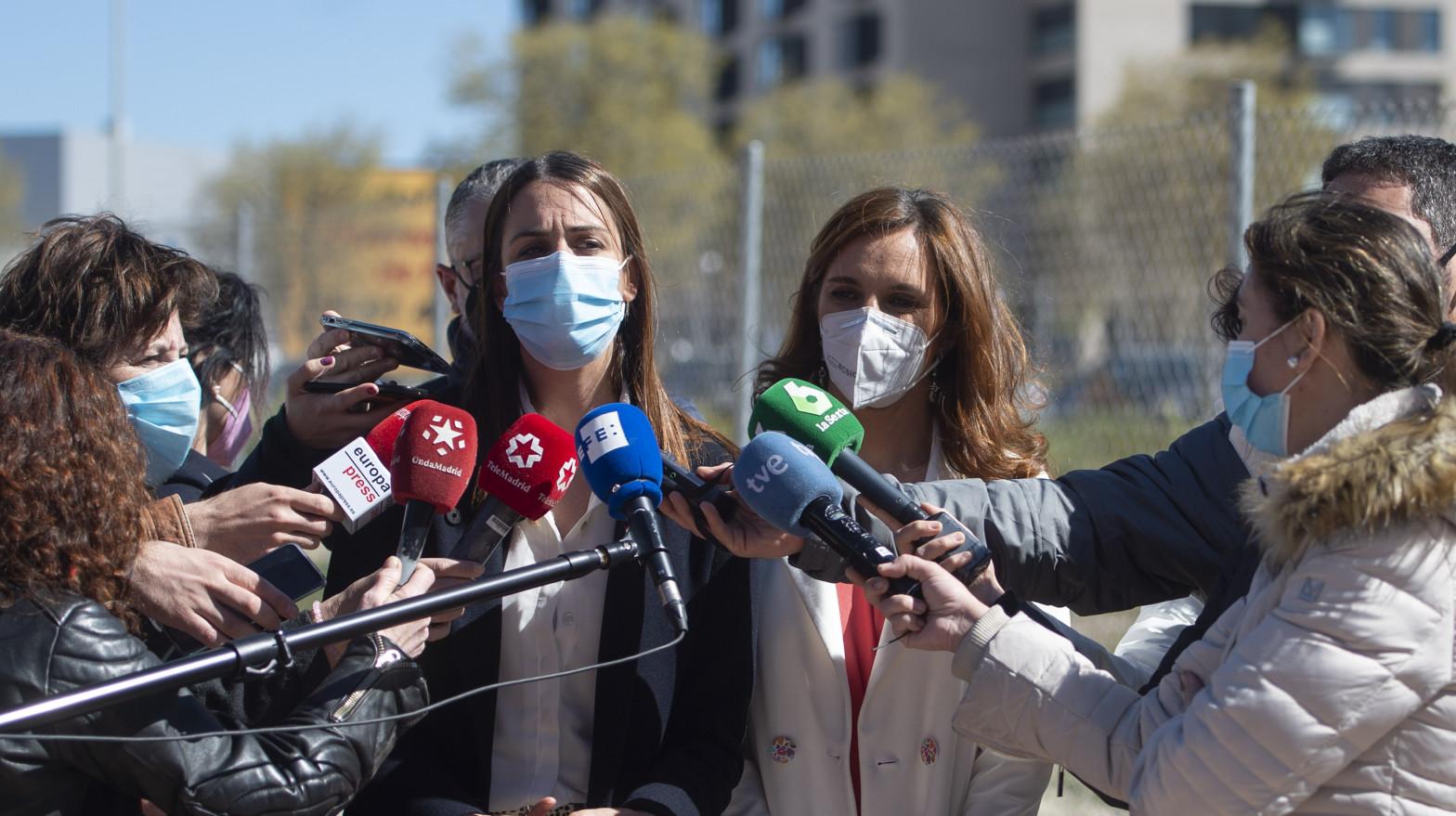 """Más Madrid """"tiende la mano"""" a Ciudadanos para evitar que Ayuso presida la Comunidad"""