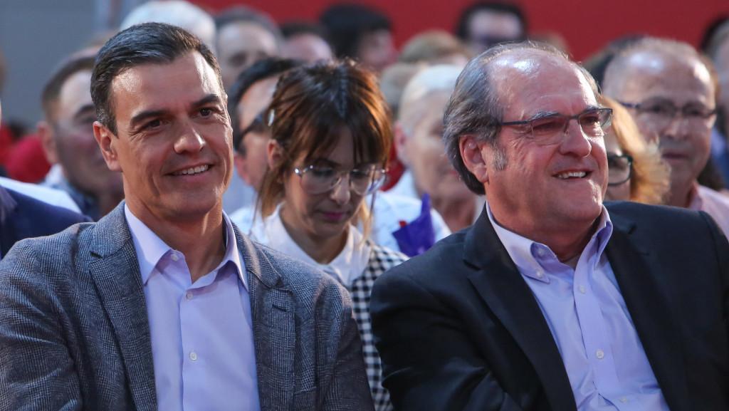 Pedro Sánchez presenta mañana en Ferraz la campaña 'Presidente Gabilondo' para las elecciones madrileñas