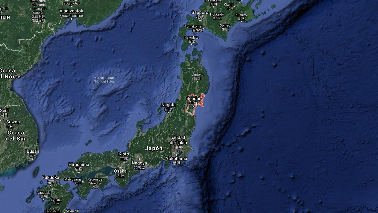 Levantada la alerta de tsunami en Japón tras un terremoto de magnitud 7,2