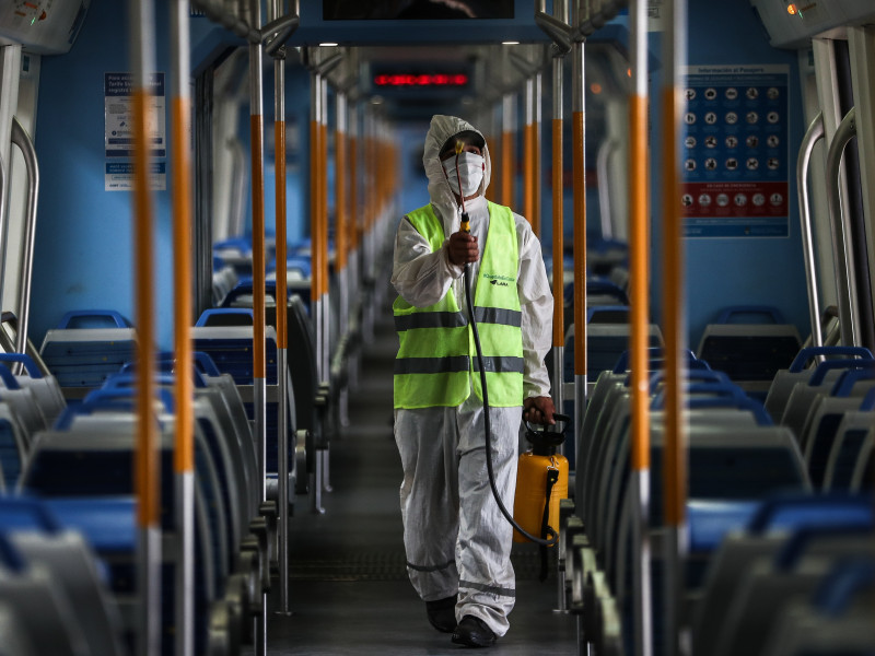 La pandemia roza los 123 millones de contagios en todo el mundo
