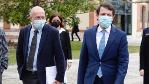 PP y Cs llegan a la moción de censura de Castilla y León en minoría parlamentaria