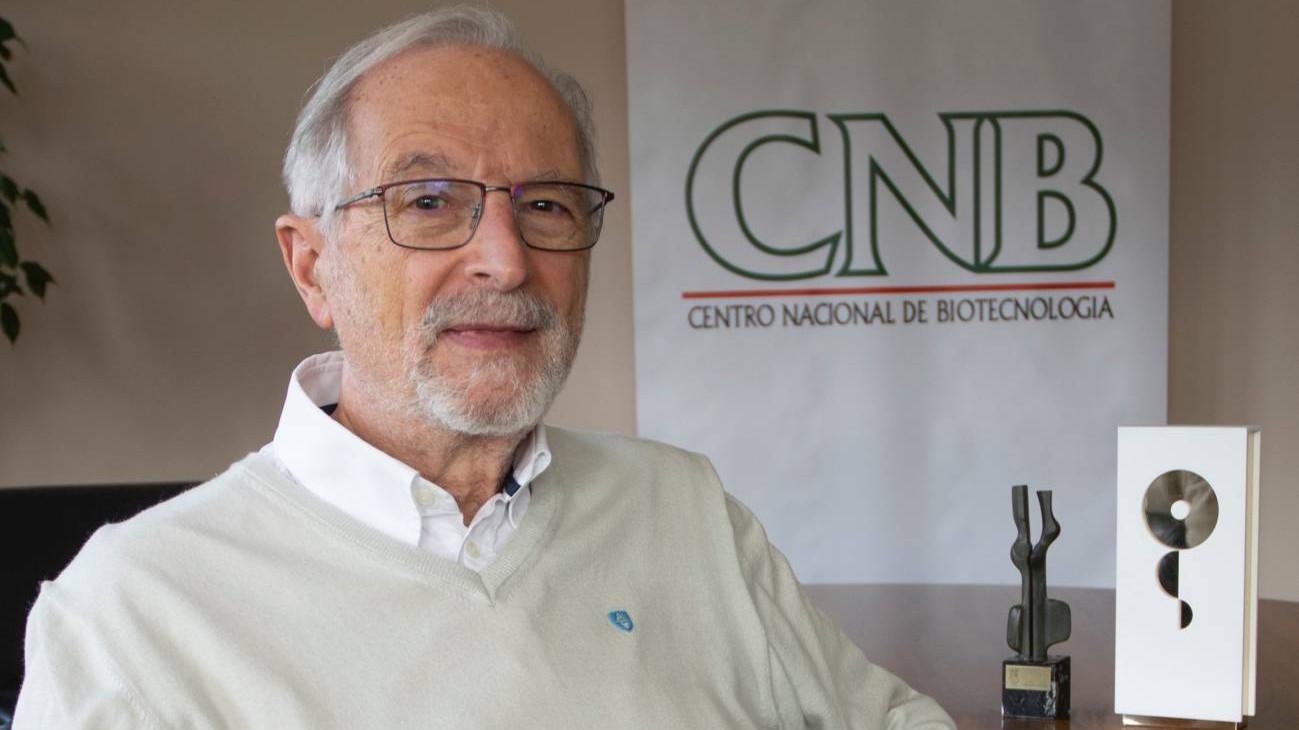 Luis Enjuanes, CSIC