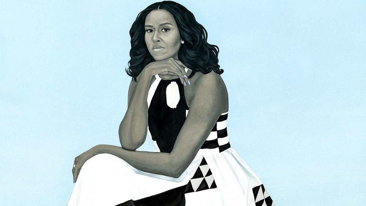El arte del bordado griego o las Primeras Damas de Estados Unidos: seis encuentros con el arte