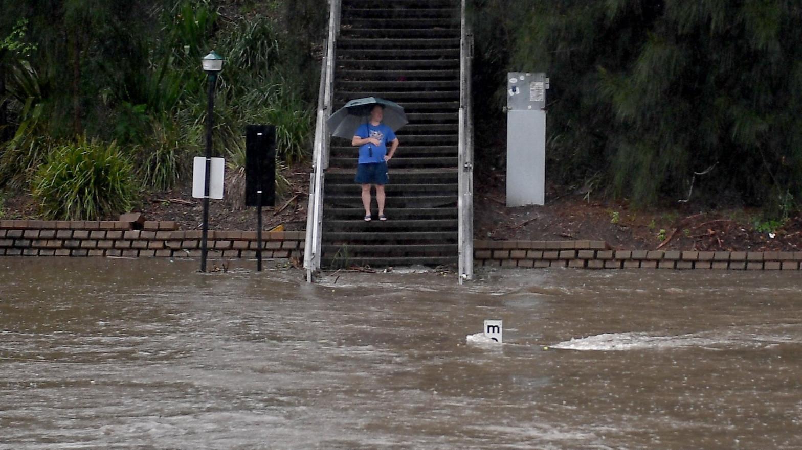 Australia evacúa a 18.000 personas por las peores inundaciones en cinco décadas
