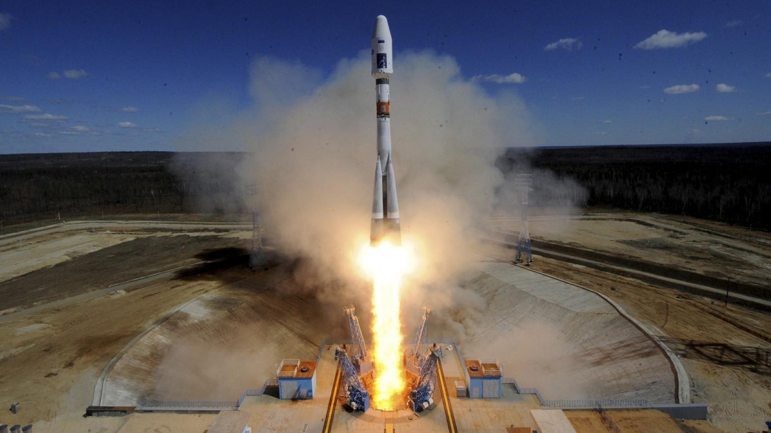 Rusia lanza el nanosatélite catalán desde el cosmódromo de Baikonur  (Kazajistán)