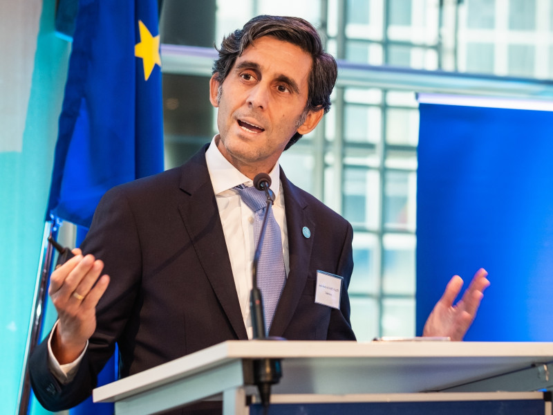 Pallete se apoyará en las pymes para que Telefónica se beneficie de los fondos de la UE