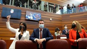 Moción de censura en Castilla y León