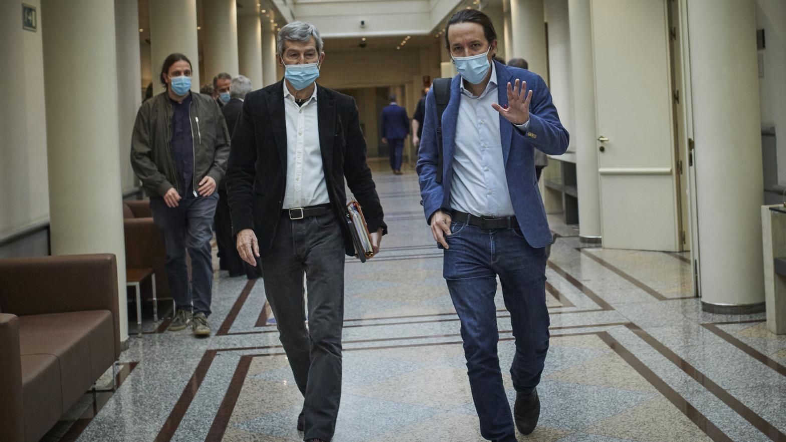 El exJEMAD Julio Rodríguez, consigue el escaño tras la dimisión de Iglesias