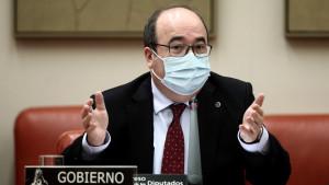 Miquel Iceta medidas covid