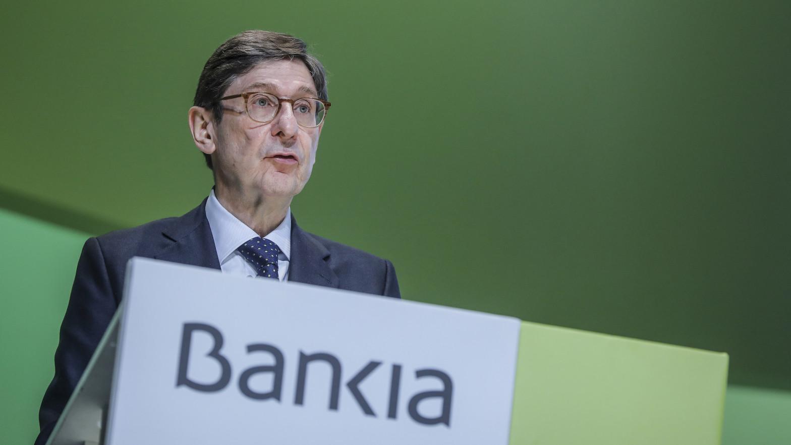 Bankia dejará de cotizar en la Bolsa española este viernes