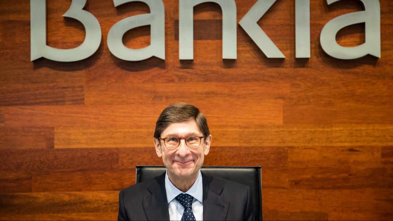Goirigolzarri se despide de Bankia y abre una nueva etapa en Caixa con el fin de ser líderes