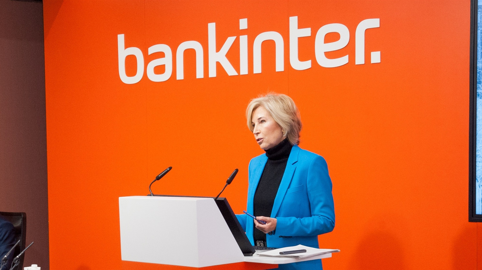 El BCE autoriza a Bankinter a sacar Línea Directa a Bolsa