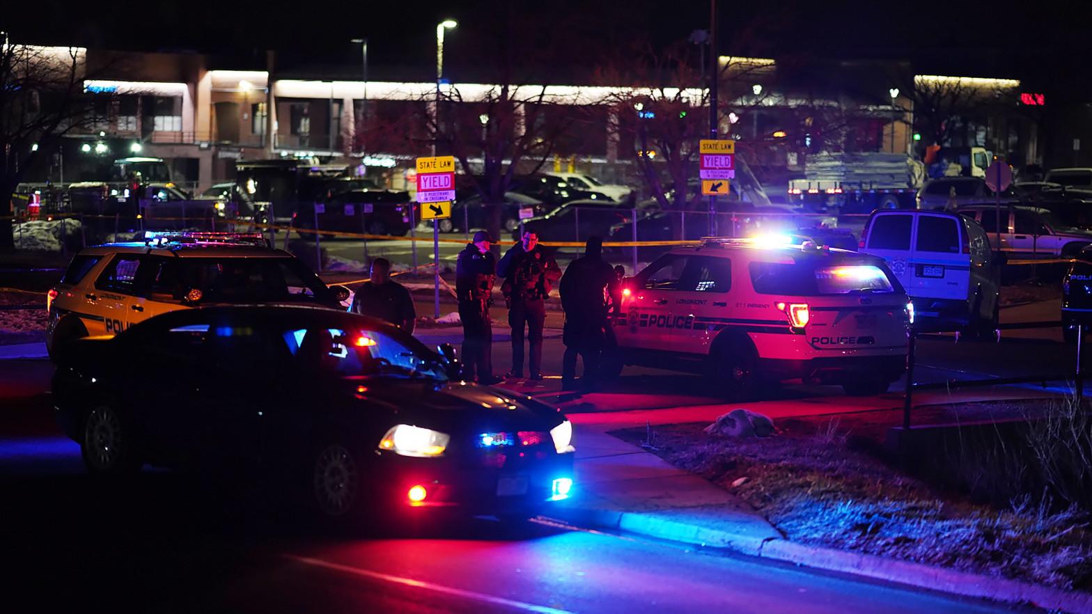 Al menos diez muertos en el tiroteo en el supermercado de Colorado (EEUU)