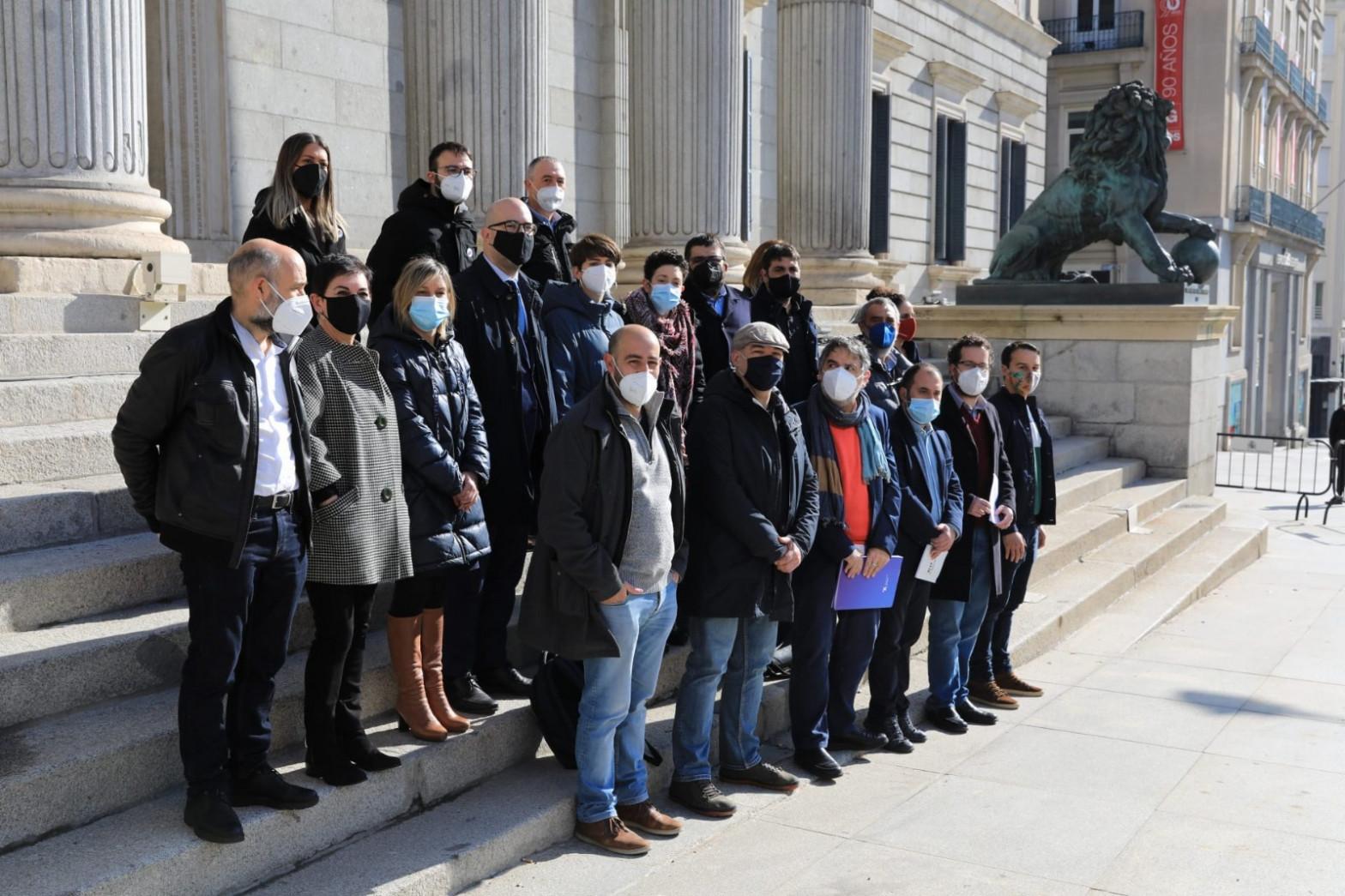 Compromís llevará al pleno del Congreso que TV3 se pueda ver en Valencia