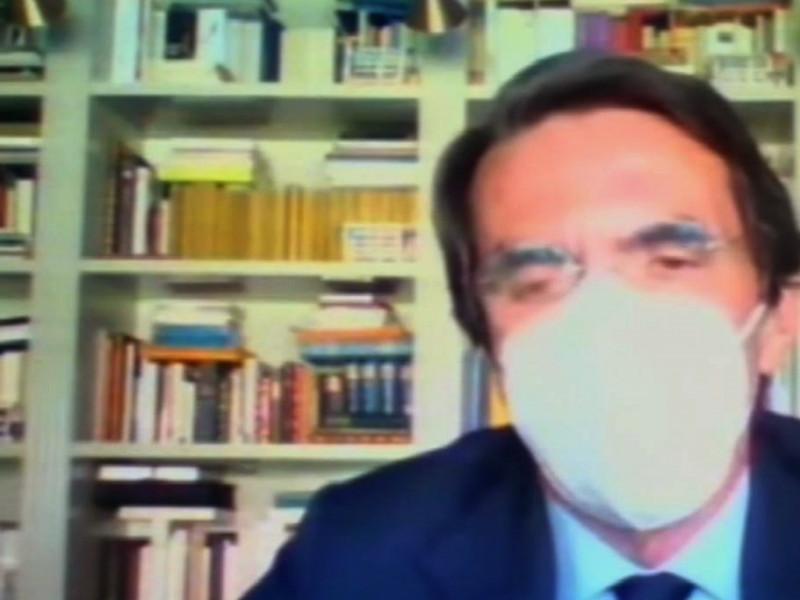 """Aznar, sobre la 'caja b': """"Jamás recibí sobresueldos, no sé qué hicieron mis sucesores ni me importa"""""""