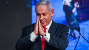 El bloque de Netanyahu obtendría la mayoría en Israel con el 80% de los votos escrutados