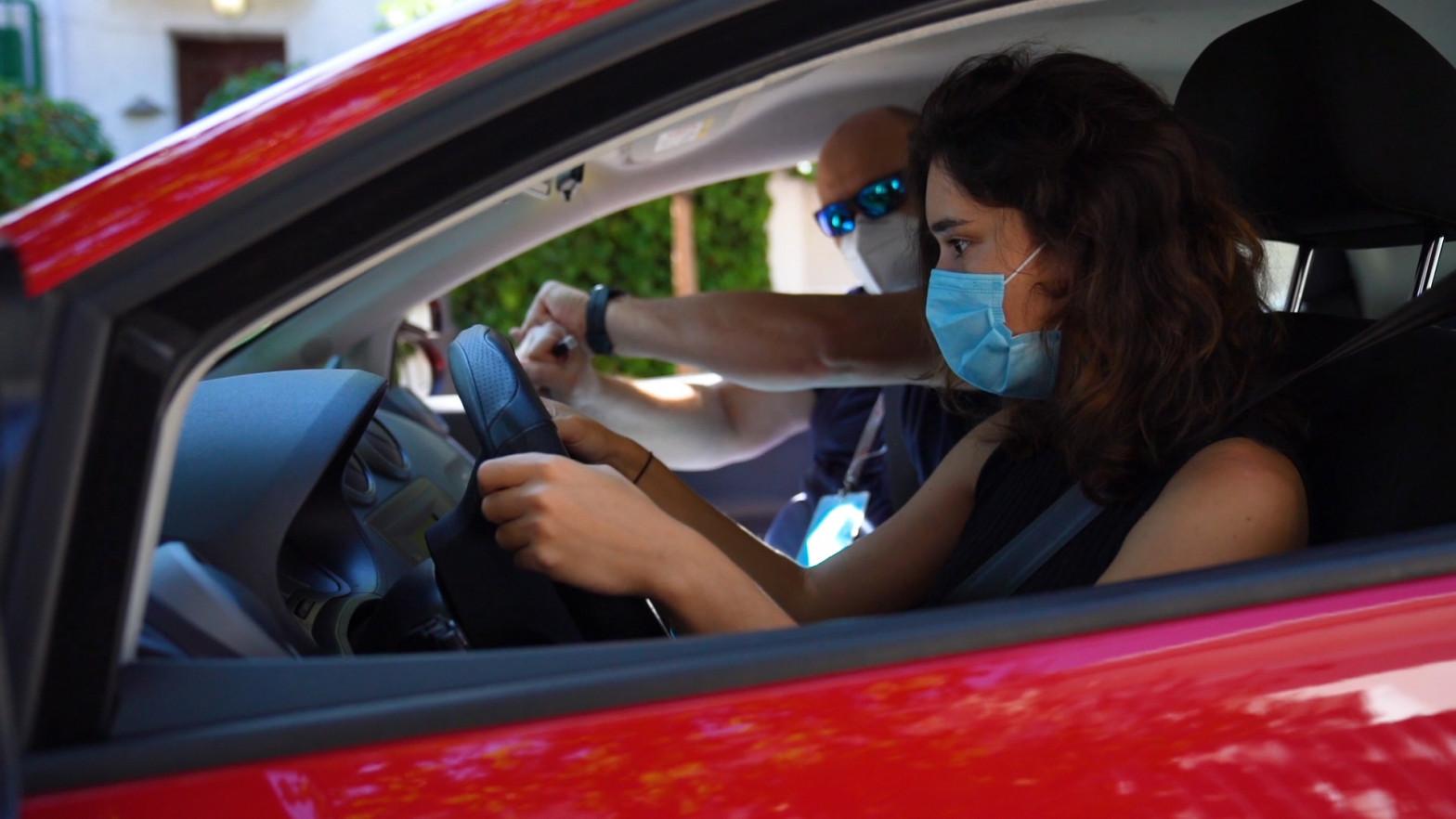 Solucionar la lista de espera del carné de conducir necesitaría casi tres años