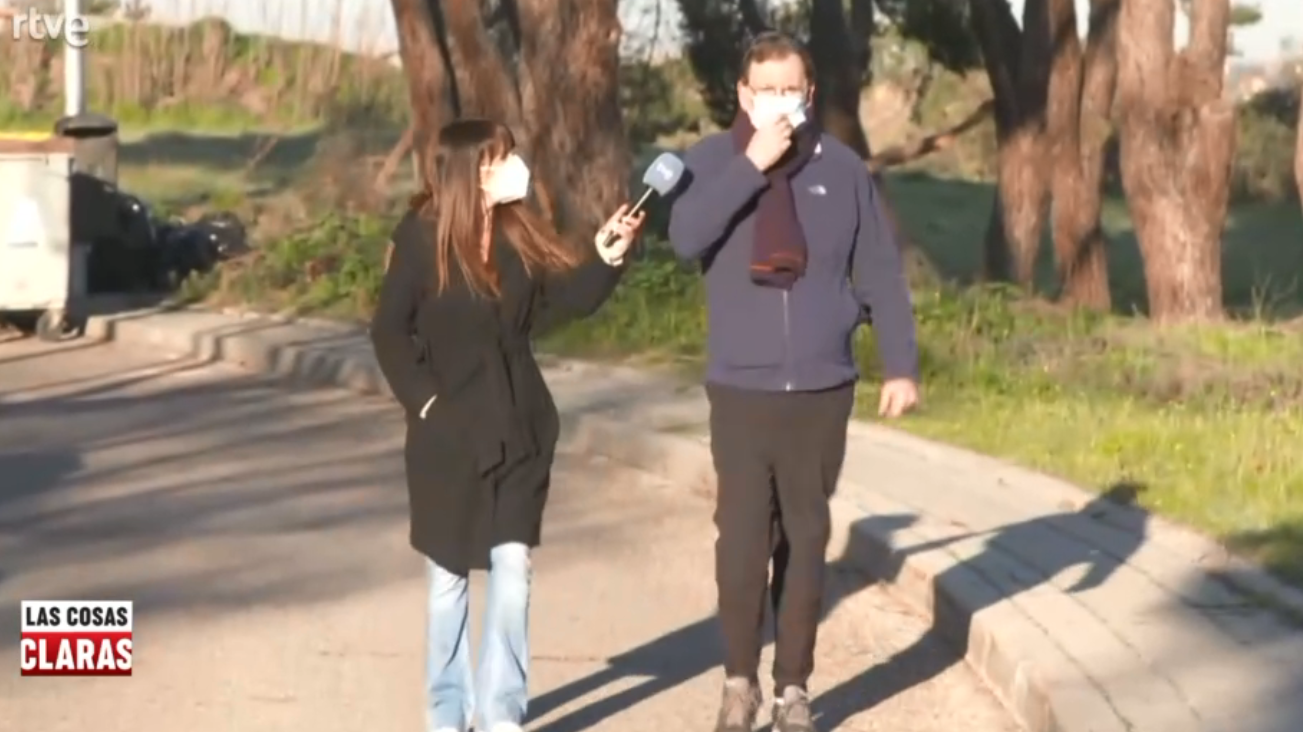 Franganillo y otros periodistas de RTVE, contra 'Las cosas claras' por su persecución a Rajoy