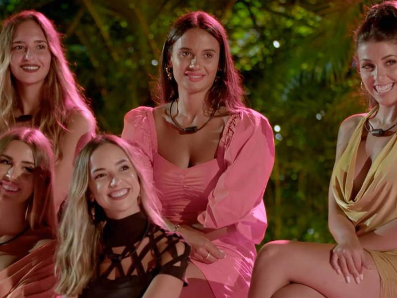 Las chicas de 'La isla de las tentaciones'