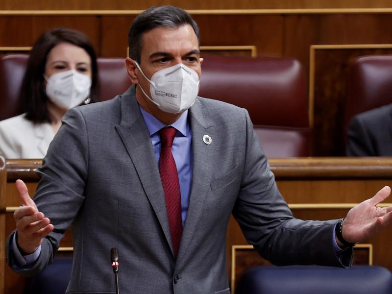 Pedro Sánchez elude responder a Ciudadanos en el Congreso sobre el rescate a Plus Ultra