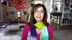 Ana Rosa Quintana explica desde su casa por qué no está presentando el programa