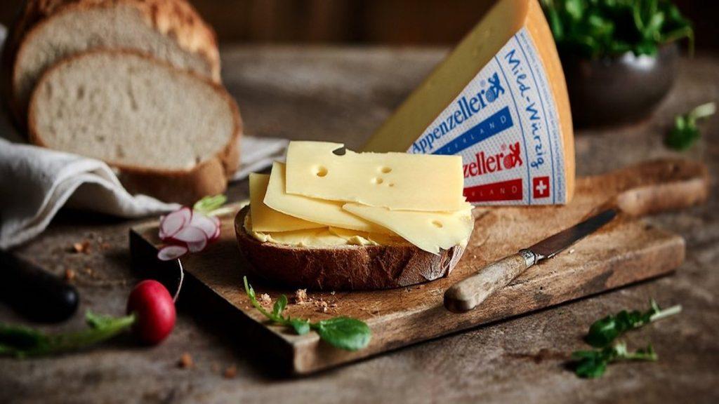quesos suiza appenzell appenzeller gruyere emmental suizos vaca