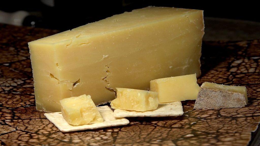 quesos cheddar inglaterra vaca